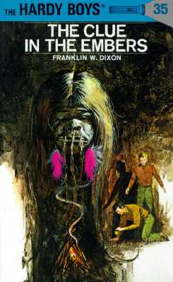 The Clue in the Embers By Dixon, Franklin W.